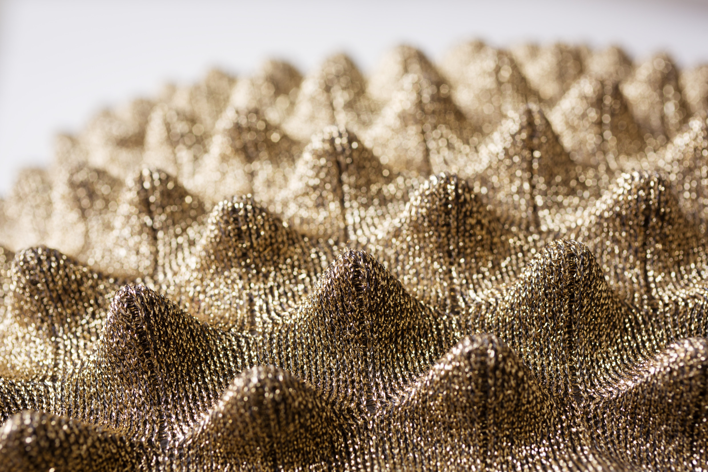 knitted surface